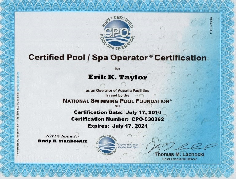 Cleaning Pool Tile Cpo Certified Chlorine King Pool Service Seminole