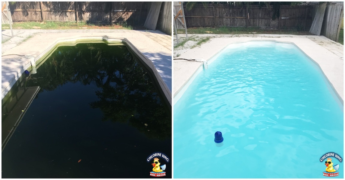 How To Clean A Pool Filter - Our Work - Chlorine King Pool ...